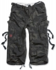 Engineer 3/4 Pants blackcamo