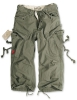 Engineer 3/4 Pants oliv