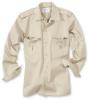 US Hemd, 1/1 Arm beige