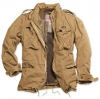 Winterfeldjacke/M65 Regiment/sand