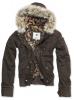 Ladies Blouson braun / Surplus / Baumwolljacke