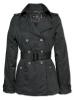 Ladiescoat / kurzer Mantel / Trenchcoat / Surplus