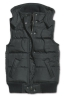 Ladies Colorado Vest schwarz / Steppweste /