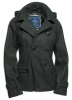Ladies Pea Coat schwarz / Surplus / Kurzjacke