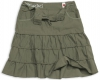 Ladies Skirt oliv / Camouflage-Rock / Surplus