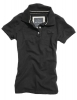 Ladies Polo schwarz / Poloshirt / Surplus