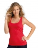 Women Saint Germain Slub Tank Top Rot