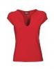 Ladies Rally T-Shirt Rot