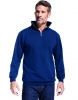 Herren Troyer Sweatshirt Royal