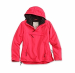 Damen Windbreaker pink / Regenblouson