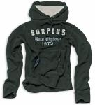 Surplus Hoodie schwarz