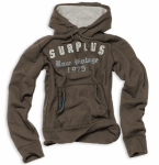 Surplus Hoodie braun